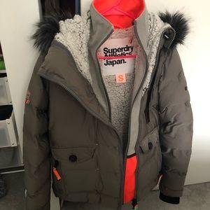 Super dry winter jacket/size S